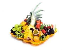 סלסלת פרי טרופי